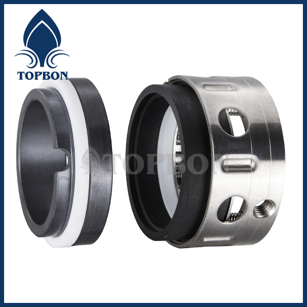 TB59U PTFE Wedge Mechanical Seal replace AES M03, VULACN 1659, BURGMANN BT-C56.KU, JOHN CRANE 59U, STERLING 259